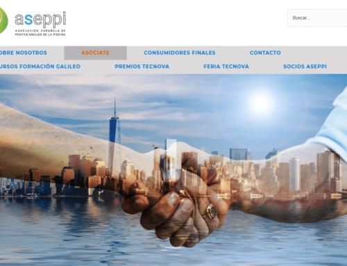 Nueva WEB Corporativa ASEPPI