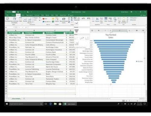 Microsoft lanza Office 2019 y estas son sus principales novedades