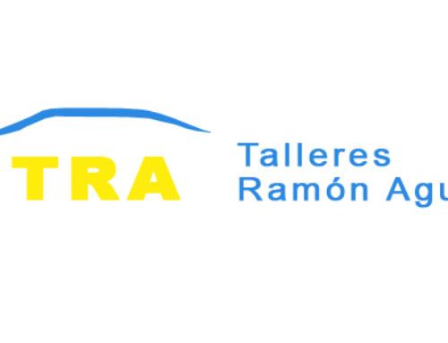 Agradecimientos a Talleres Ramón Aguilera