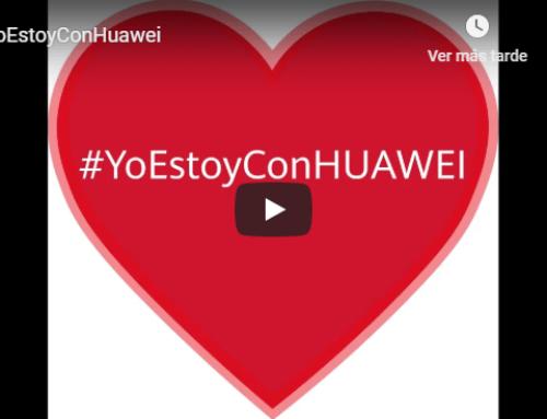 Huawei tranquiliza con un vídeo a sus usuarios en España: «No tendrás ningún problema»