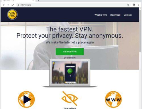 Inter VPN, la falsa VPN que no debemos utilizar por peligro de troyano