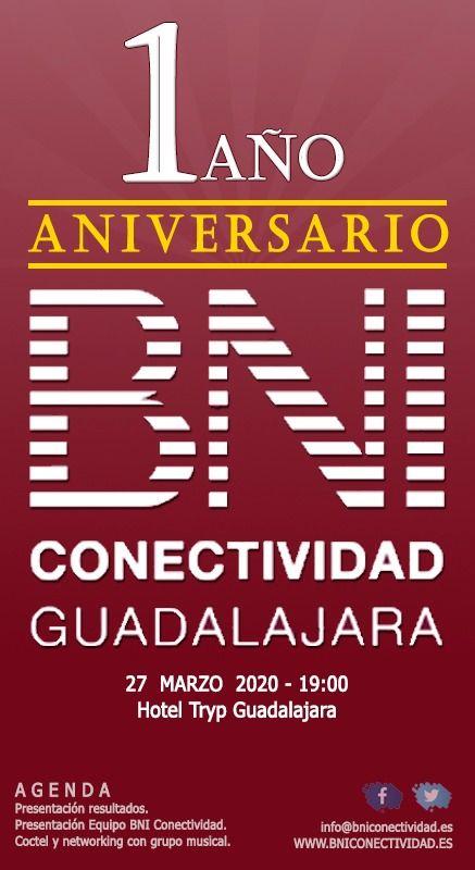 PrimerAniversarioBNIConectividad_LaraSoft