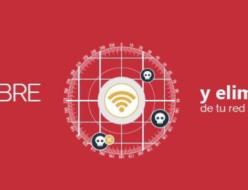 Descubre y elimina a los intrusos de tu red wifi
