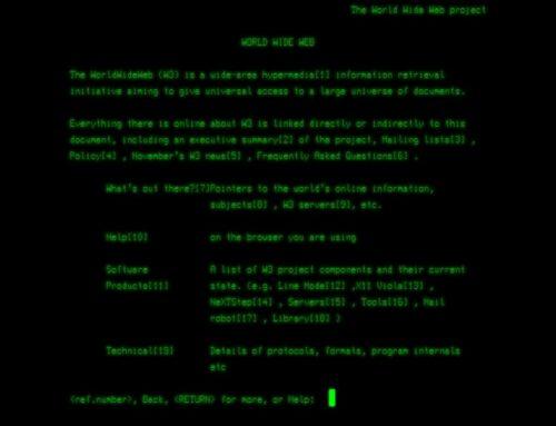 La primera página web cumple 30 años, ¿cómo ha evolucionado Internet desde entonces?